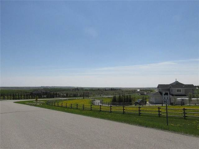 # 17 Crocus Meadows Place W, Rural Foothills County, AB T1S 1A2 (#C4285395) :: Redline Real Estate Group Inc