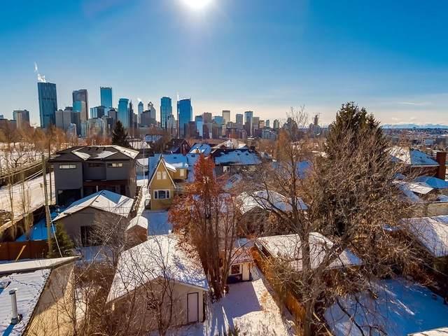 405 11 Avenue NW, Calgary, AB T2M 0C1 (#C4285442) :: Calgary Homefinders