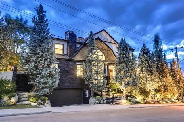 2105 19 Street SW, Calgary, AB T2T 4W8 (#C4285451) :: The Cliff Stevenson Group