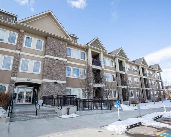 100 Cranfield Common SE #215, Calgary, AB T3M 1S1 (#C4285460) :: The Cliff Stevenson Group