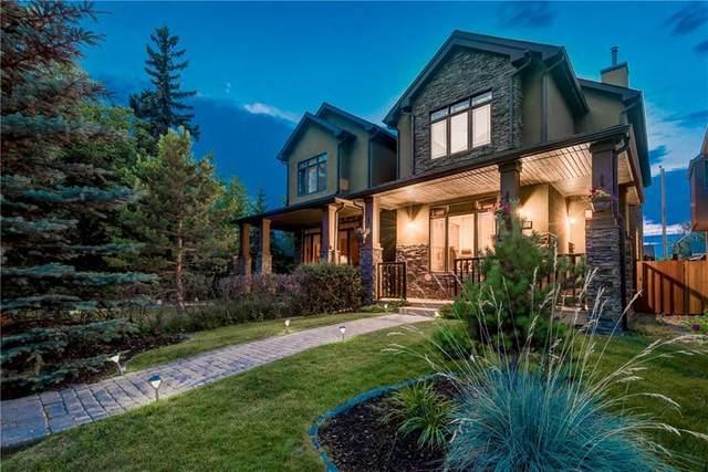 2436 31 Avenue SW, Calgary, AB T2T 1T8 (#C4285461) :: The Cliff Stevenson Group