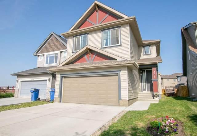 1468 Copperfield Boulevard SE, Calgary, AB T2Z 0P3 (#C4285475) :: The Cliff Stevenson Group