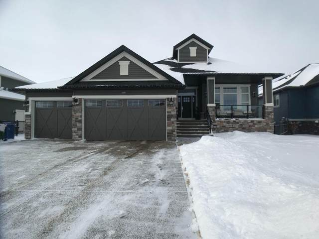219 Boulder Creek Crescent SE, Langdon, AB T0J 1X3 (#C4285495) :: The Cliff Stevenson Group