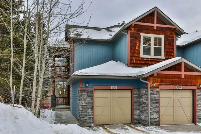 70 Dygras Gate #1001, Canmore, AB T1W 3J6 (#C4285508) :: Canmore & Banff