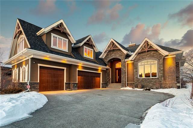 136 Glyde Park, Rural Rocky View County, AB T3Z 0A1 (#C4285512) :: The Cliff Stevenson Group
