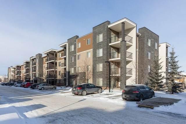 7110 80 Avenue NE #322, Calgary, AB T3J 0N4 (#C4285522) :: The Cliff Stevenson Group
