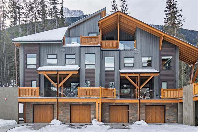 3000H Stewart Creek Drive #503, Canmore, AB T1W 0G5 (#C4285697) :: Canmore & Banff