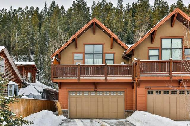 237A Three Sisters Drive, Canmore, AB T1W 2M4 (#C4285702) :: The Cliff Stevenson Group