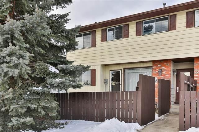 175 Manora Place NE #67, Calgary, AB T2A 5P7 (#C4285733) :: Calgary Homefinders