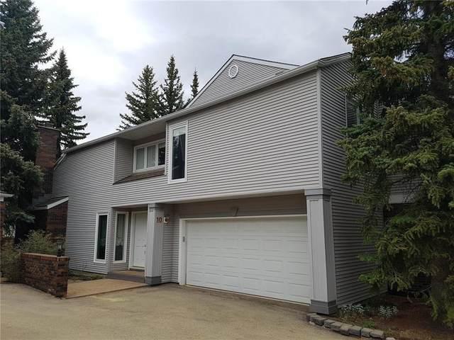 275 Woodridge Drive SW #10, Calgary, AB T2W 4S4 (#C4285734) :: The Cliff Stevenson Group