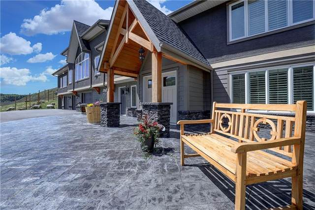 265115 Big Hill Springs Trail, Rural Rocky View County, AB T4C 1A2 (#C4285802) :: Redline Real Estate Group Inc