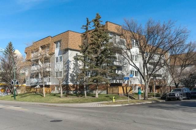 540 18 Avenue SW #208, Calgary, AB T2S 0C5 (#C4285803) :: Calgary Homefinders