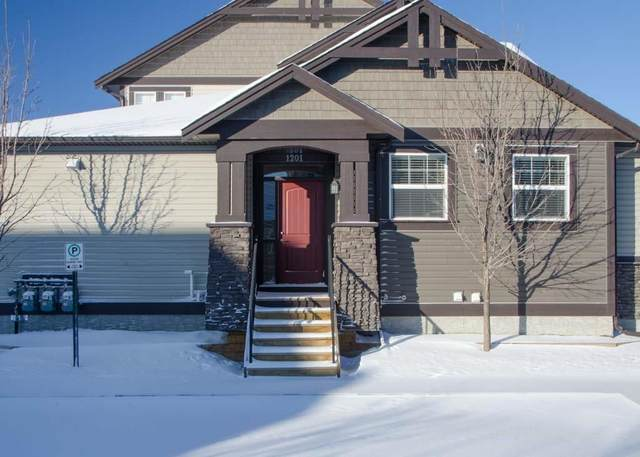 110 Coopers Common SW #1201, Airdrie, AB T4B 3Y3 (#C4285815) :: Redline Real Estate Group Inc