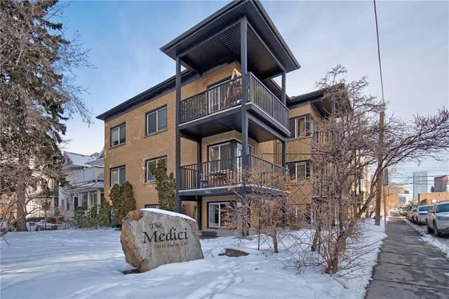 2417 2 Street SW #11, Calgary, AB T2S 1S9 (#C4285844) :: Calgary Homefinders