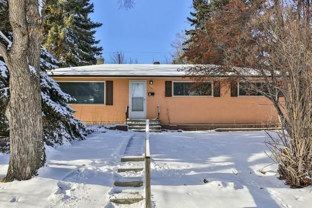 107 Hartford Road NW, Calgary, AB T2K 2A7 (#C4285868) :: Redline Real Estate Group Inc