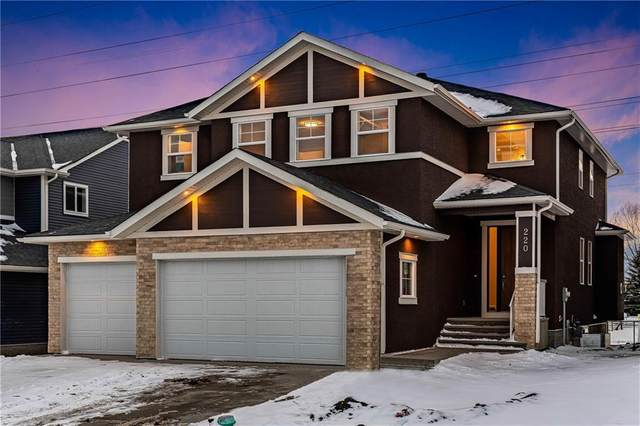 220 Aspenmere Way, Chestermere, AB T1X 0Y2 (#C4285874) :: Calgary Homefinders