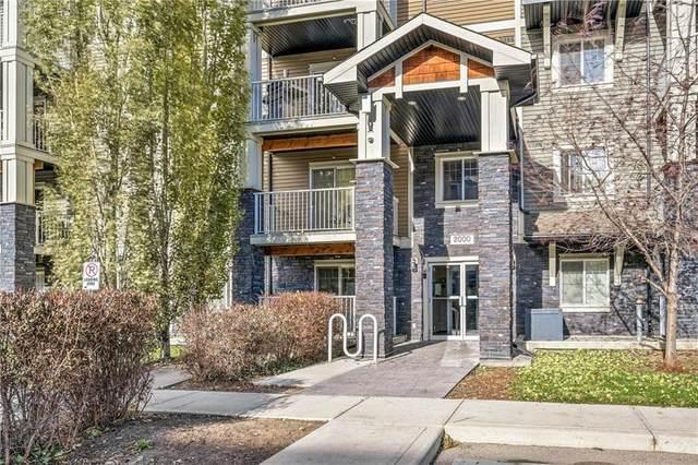115 Prestwick Villa(S) SE #2106, Calgary, AB T2Z 0M9 (#C4285879) :: The Cliff Stevenson Group