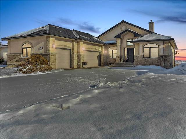 14 Cottonwood Boulevard, Rural Foothills County, AB T0J 0V0 (#C4285888) :: The Cliff Stevenson Group