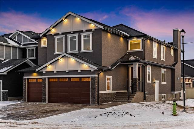 241 Aspenmere Way, Chestermere, AB T1X 0Y2 (#C4285906) :: Calgary Homefinders