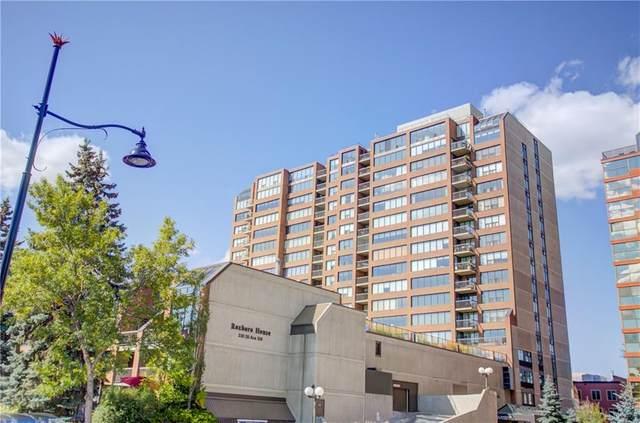 330 26 Avenue SW #807, Calgary, AB T2S 2T3 (#C4285912) :: Calgary Homefinders