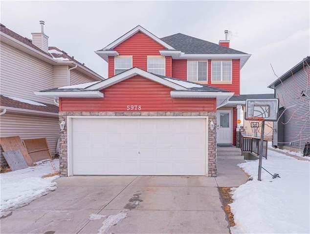 5978 Saddlehorn Drive NE, Calgary, AB T3J 4M4 (#C4285920) :: Calgary Homefinders