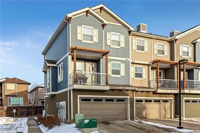 10 Auburn Bay Avenue SE #814, Calgary, AB T3M 0P8 (#C4285927) :: The Cliff Stevenson Group