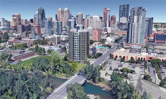 1801 1 Street SE #203, Calgary, AB T2G 2J8 (#C4285936) :: Calgary Homefinders