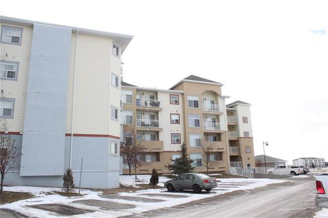 700 Willowbrook Road NW #2411, Airdrie, AB T4B 0L5 (#C4285941) :: The Cliff Stevenson Group