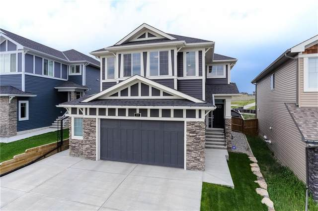 23 Jumping Pound Terrace, Cochrane, AB T4C 0K2 (#C4285943) :: Redline Real Estate Group Inc