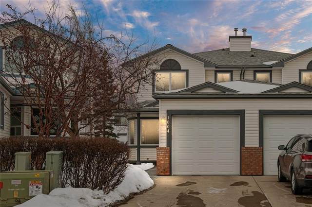 1004 Citadel Heights NW, Calgary, AB T3G 4A1 (#C4285967) :: The Cliff Stevenson Group