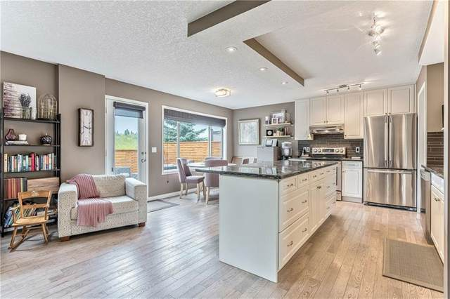 104 Bow Ridge Crescent, Cochrane, AB T4C 1V2 (#C4285980) :: Redline Real Estate Group Inc