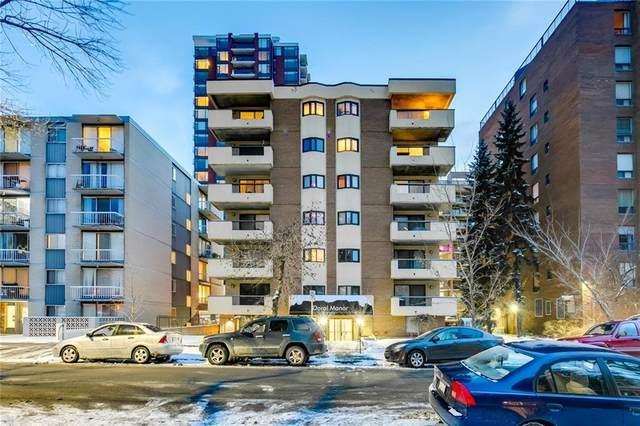 1311 15 Avenue SW #504, Calgary, AB T3C 0X8 (#C4285985) :: Calgary Homefinders