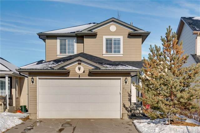 416 Bridlewood Avenue SW, Calgary, AB T2Y 4H4 (#C4286006) :: The Cliff Stevenson Group
