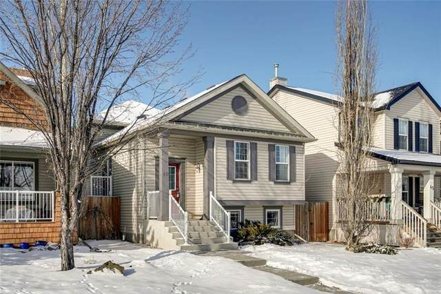 49 Copperfield Heath SE, Calgary, AB T2Z 4V2 (#C4286080) :: The Cliff Stevenson Group