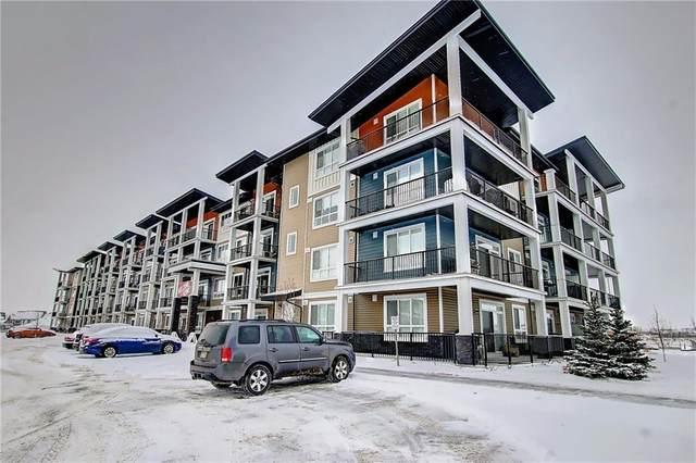 30 Walgrove Walk/Walkway SE #217, Calgary, AB T2X 4M9 (#C4286092) :: Calgary Homefinders