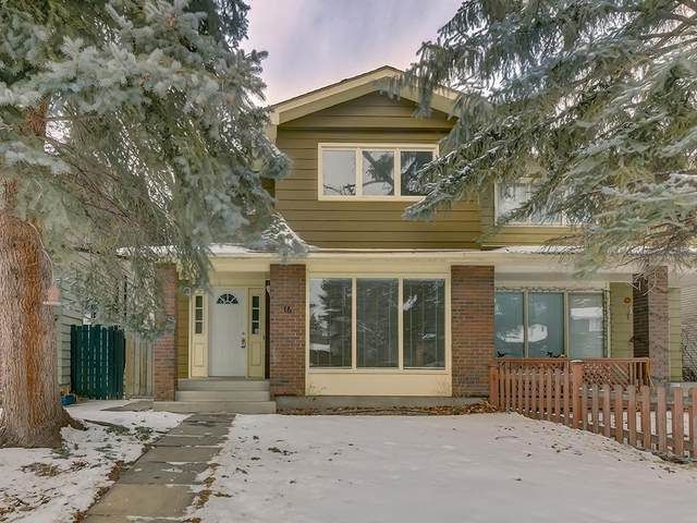 16 Sunhurst Crescent SE, Calgary, AB T2X 1T6 (#C4286093) :: The Cliff Stevenson Group