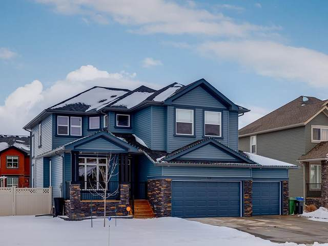 516 Boulder Creek Green S, Langdon, AB T0J 1X3 (#C4286098) :: The Cliff Stevenson Group