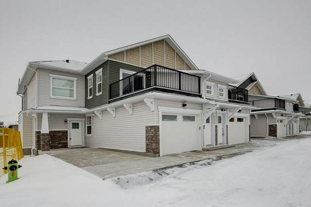 115 Sagewood Drive #204, Airdrie, AB T4B 4V5 (#C4286112) :: The Cliff Stevenson Group