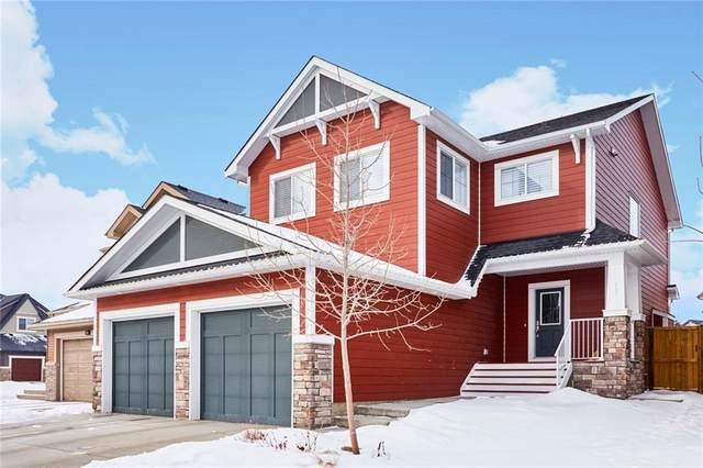 107 Canals Close SW, Airdrie, AB T4B 0S6 (#C4286123) :: The Cliff Stevenson Group