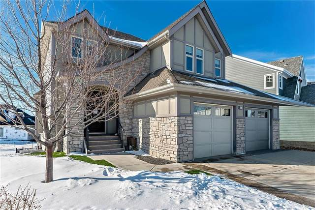 653 Coopers Crescent SW, Airdrie, AB T4B 0S1 (#C4286125) :: Redline Real Estate Group Inc