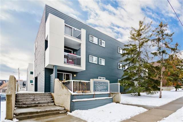 431 1 Avenue NE #307, Calgary, AB T3A 0X9 (#C4286129) :: Calgary Homefinders