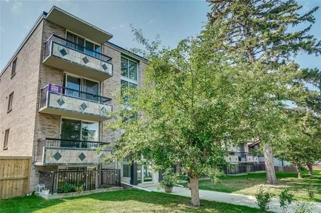 123 24 Avenue SW #201, Calgary, AB T2S 0J8 (#C4286136) :: Calgary Homefinders