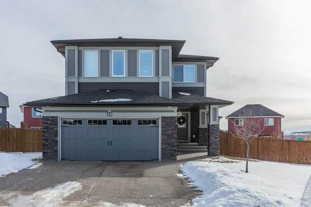 20 Mount Rae Place, Okotoks, AB T1S 0P1 (#C4286139) :: Calgary Homefinders