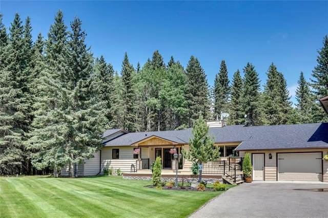 44 Mountain Lion Drive, Bragg Creek, AB T0L 0K0 (#C4286144) :: The Cliff Stevenson Group