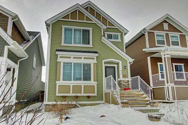 473 River Heights Green, Cochrane, AB T4C 0S1 (#C4286175) :: The Cliff Stevenson Group