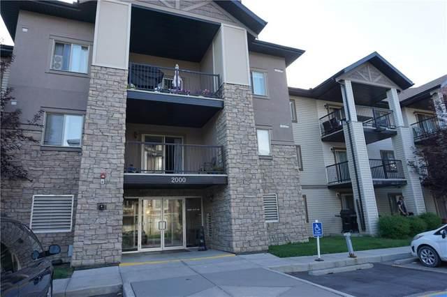 16969 24 Street SW #2203, Calgary, AB T2Y 0H8 (#C4286185) :: The Cliff Stevenson Group