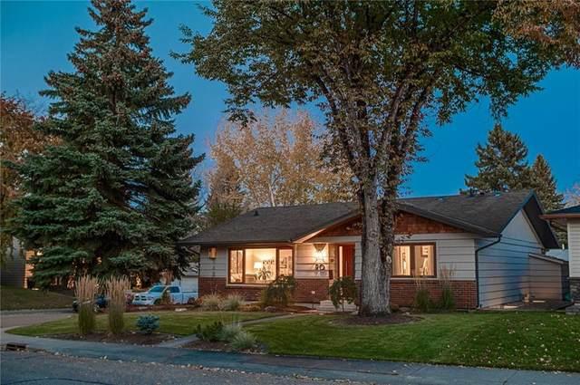 90 Lake Christina Close SE, Calgary, AB T2J 2R9 (#C4286188) :: Redline Real Estate Group Inc