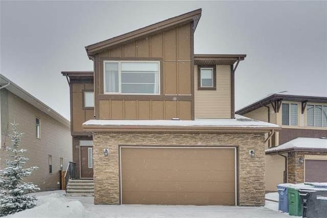 45 Walden Close SE, Calgary, AB T2X 0V8 (#C4286193) :: Calgary Homefinders