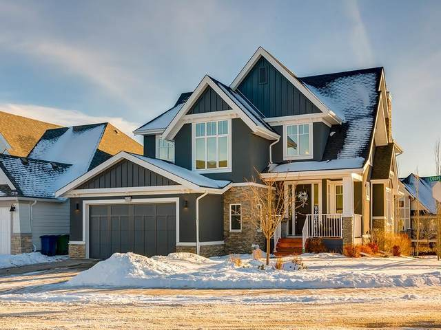 204 Coopers Park SW, Airdrie, AB T4B 3L7 (#C4286206) :: Redline Real Estate Group Inc