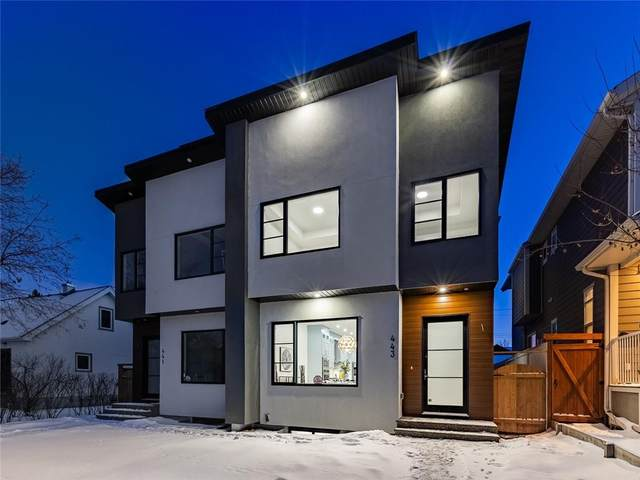 443 26 Avenue NW, Calgary, AB T2M 2E3 (#C4286214) :: The Cliff Stevenson Group